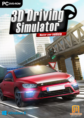 3D Driving Simulator